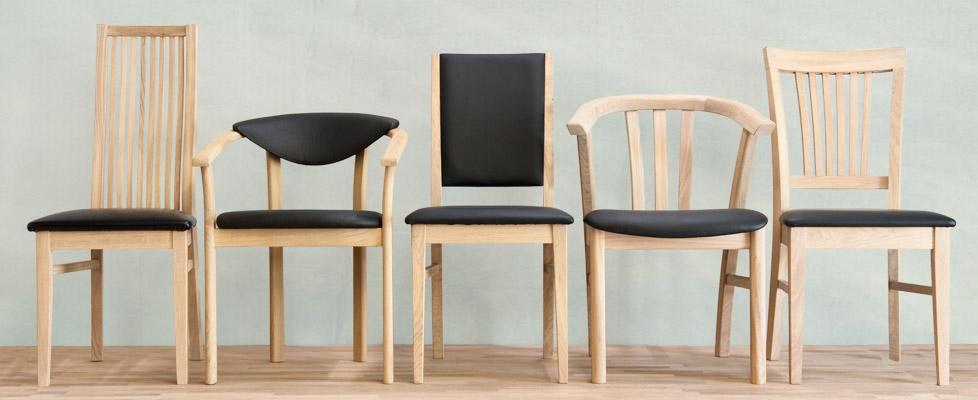 De super lækre stole